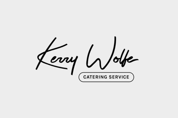 Catering service logo by Restaurant Spider